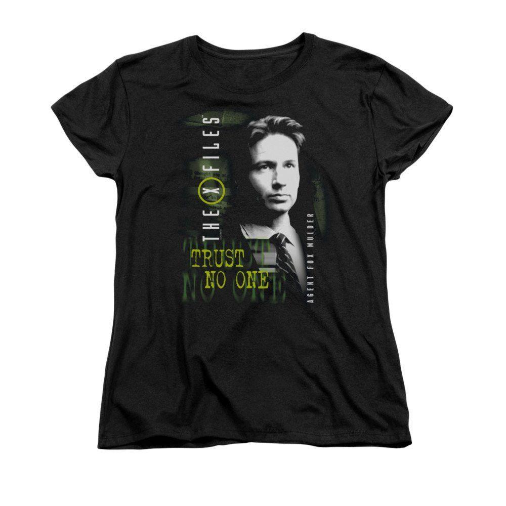 X Files - Mulder Women's T-Shirt
