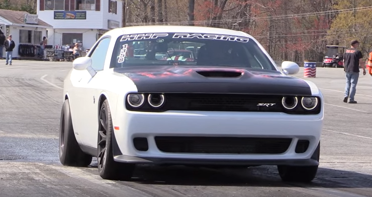 Hhp Racing Dodge Hellcat Challenger With Images Hellcat