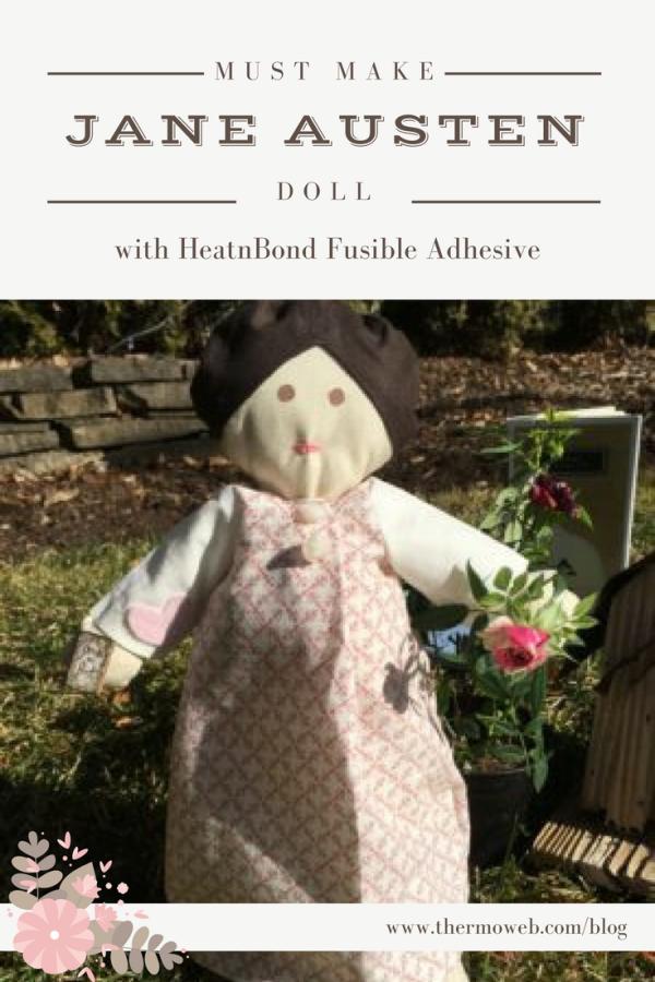 Jane Austen Doll tutorial by Jane Makuch