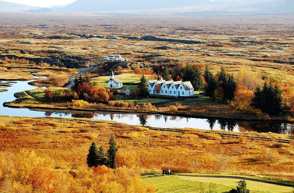 Thingvellir National Park, Thingvellir