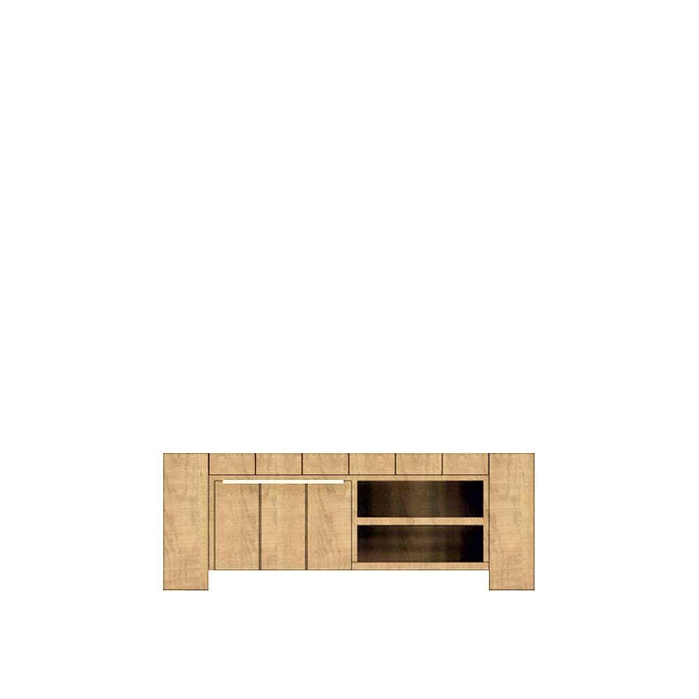 TV Board aus Wildeiche Massivholz 130 cm Jetzt bestellen unter: https://moebel.ladendirekt.de/wohnzimmer/tv-hifi-moebel/tv-lowboards/?uid=b0d4f8a6-39df-5524-8728-1470bb6694ec&utm_source=pinterest&utm_medium=pin&utm_campaign=boards #fernsehboard #rack #phonoschrank #tvboard #fernsehunterschrank #tische #tvhifimoebel #lowboard #schrank #fernsehtisch #unterschrank #möbel #fernsehkommode #phonomöbel #bank #tvtische #sideboard #tvlowboards #fernsehschrank #wohnzimmer #kommode #untersch #board