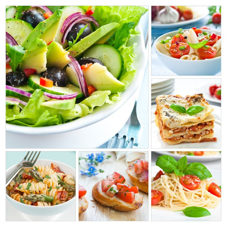 Platos t picos de la dieta mediterr nea se preparan de for Cocina mediterranea
