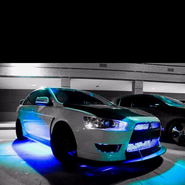 Love The Under Glow Audi Suv Car Accessories Audi Quattro