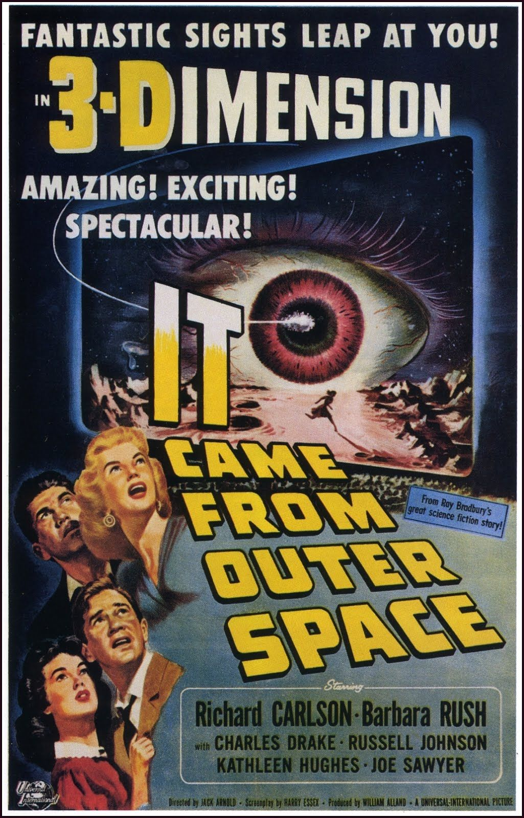 It Came from Outer Space (1954)