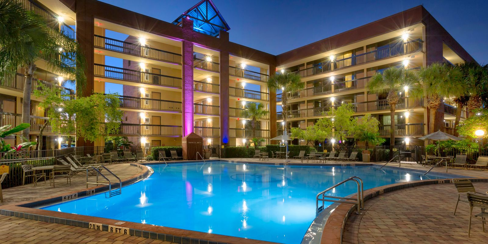 Lake Buena Vista Hotel | Value Hotel near Disney World in ...