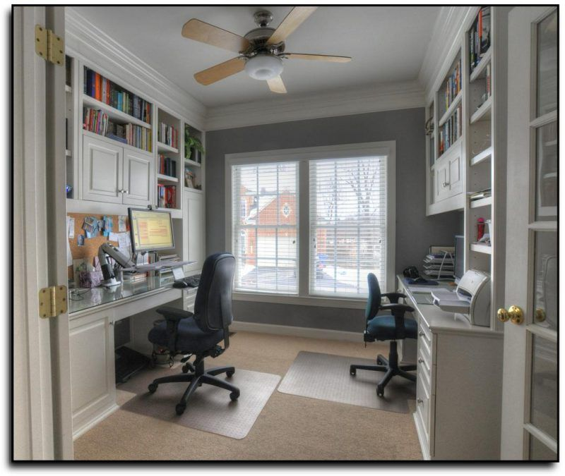 Dual Home Office Ideas Dual Desk Home Office Ultimate Home Office