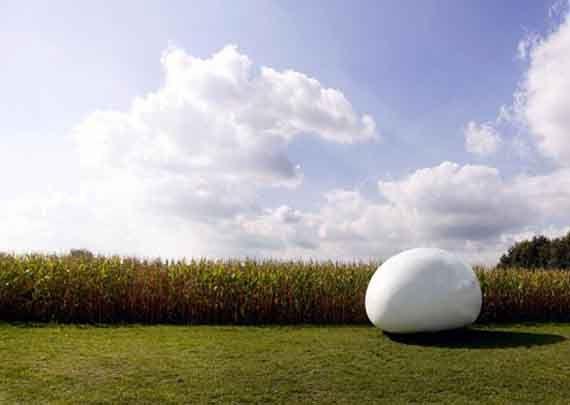 Blob Mobili ~ Blob vb mobile egg house by vb design egg