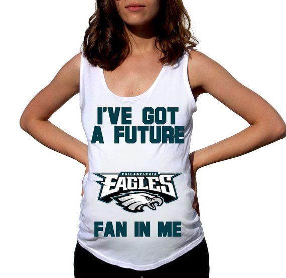 9b832195ecb92 Philadelphia Eagles Baby Philadelphia Eagles Shirt by FreshBreak ...