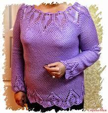 Resultado de imagen para blusa a crochet
