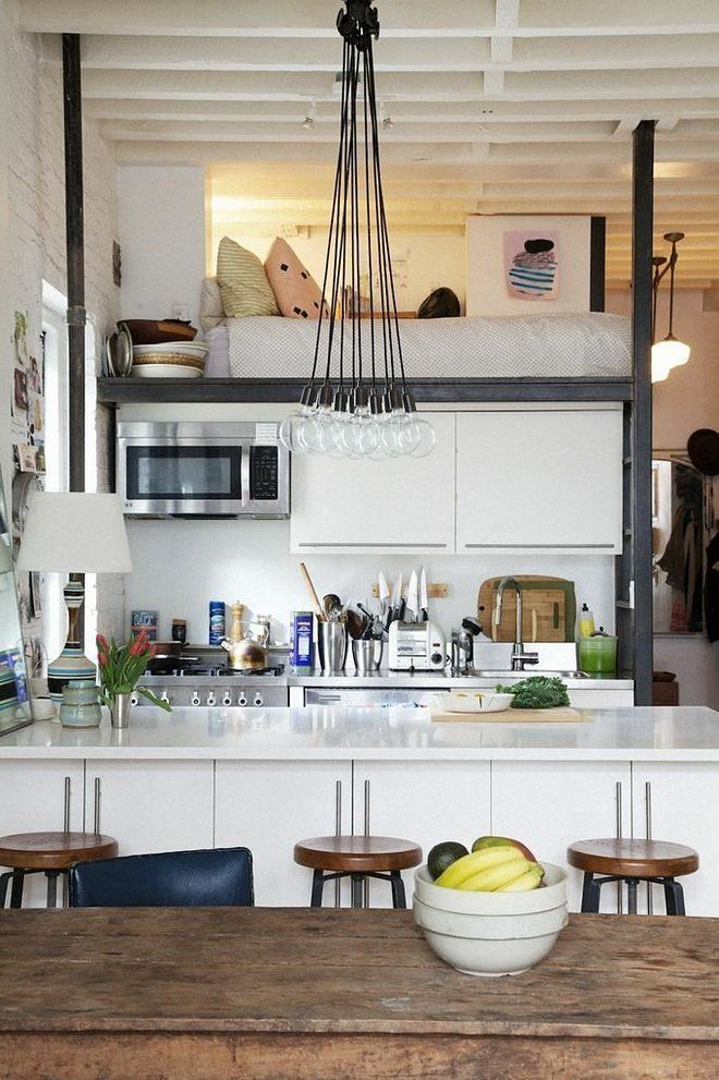 These spaces may be miniature but they are filled to their brims with elaborate decor small studio apartmentsloft apartmentsloft beds3 4
