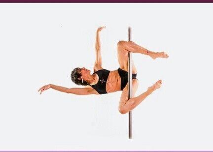pole dance genie