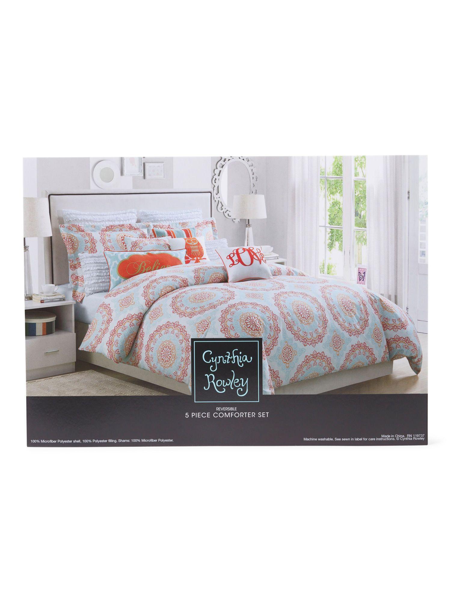 Lee Comforter Set With Pillows Comforter sets, Duvet