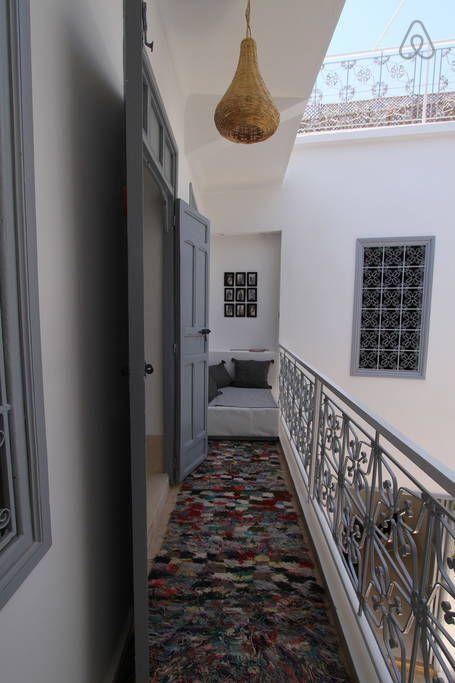 Schau Dir dieses großartige Inserat bei Airbnb an: Riad Medina with own pool - Häuser zur Miete