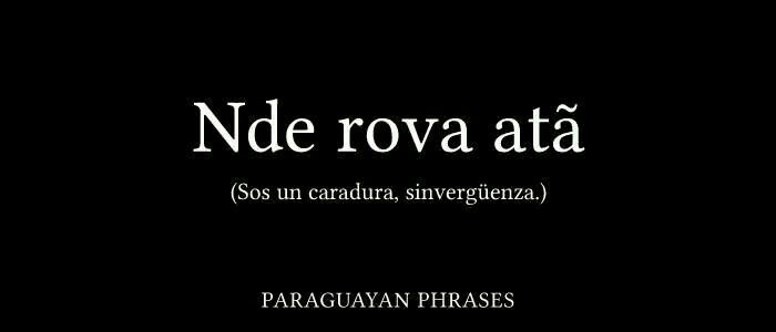 Frases En Guarani Mi Querido Paraguay Pinterest Country And Frases