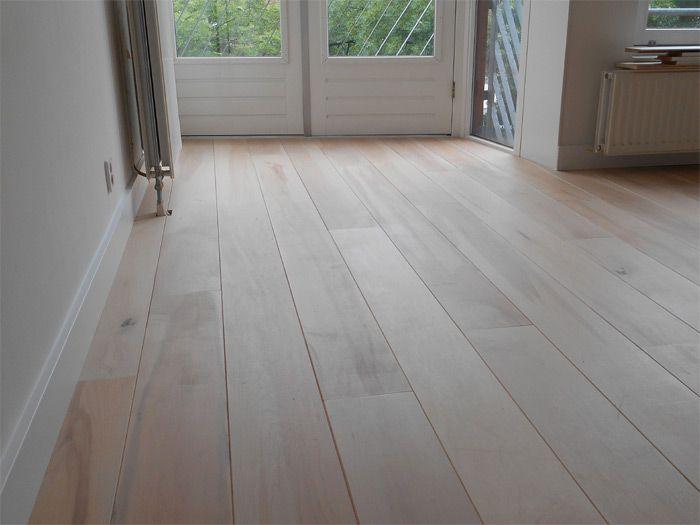 Brown maple vloer flooring