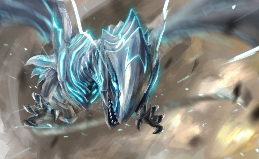 Blue Eyes Alternative White Dragon By Fate Fiction Yugioh Monsters Yugioh White Dragon