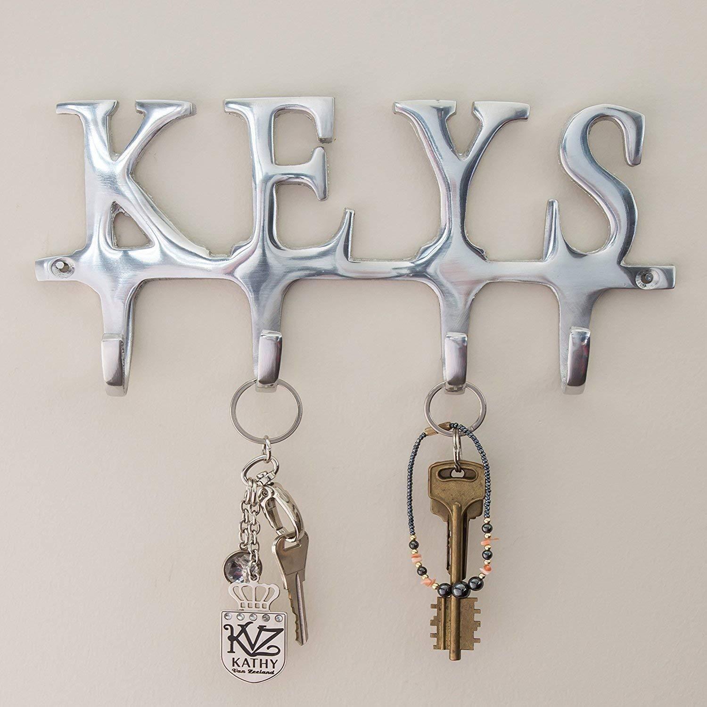 Keys Wall Mounted Copper Key Hooks Wall Mounted Key Holder Key Hooks Key Rack
