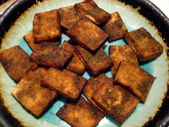 die besten 25 gebackener tofu ideen auf pinterest knuspriger tofu tofu kochen und einfache. Black Bedroom Furniture Sets. Home Design Ideas