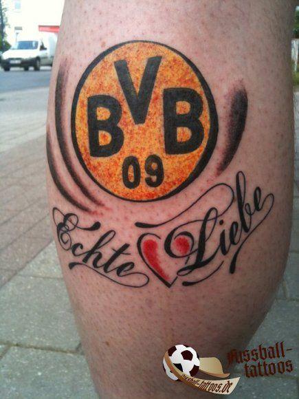 borussia dortmund tattoos startseite deutschland bvb borussia dortmund tattoo 39 von 70. Black Bedroom Furniture Sets. Home Design Ideas