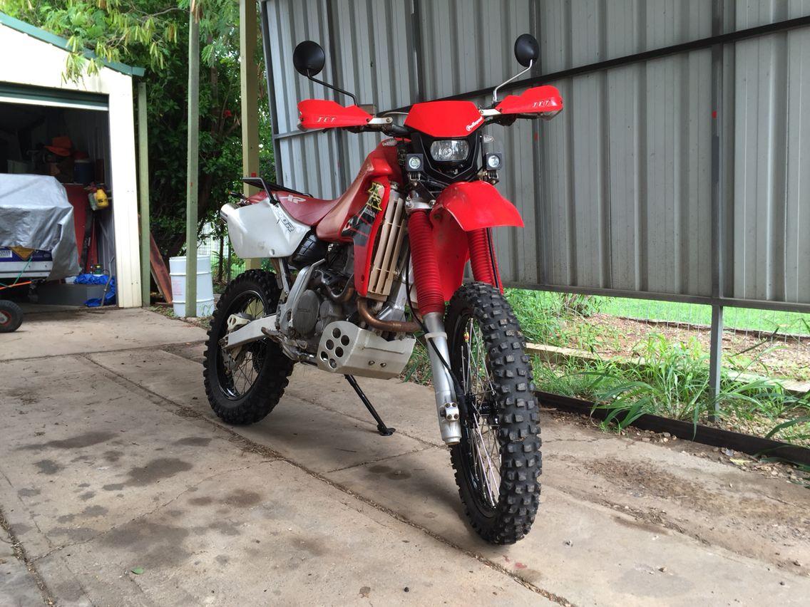 My 2000 Xr650r Sport Bikes Honda Motocross