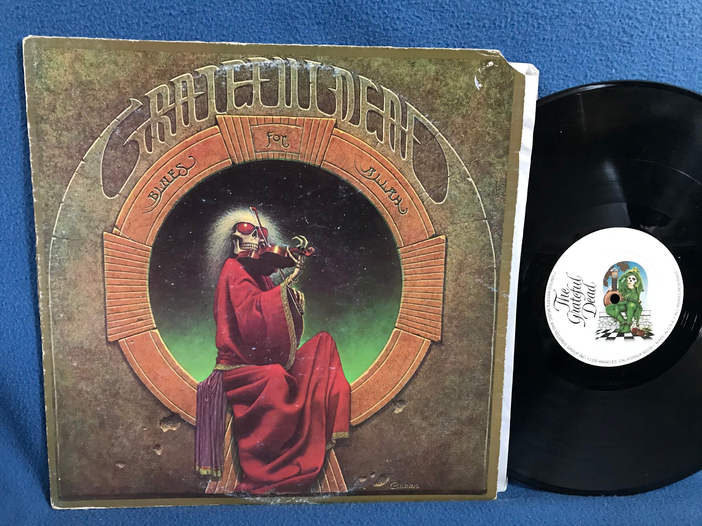 Rare Vintage Grateful Dead Blues For Allah Vinyl Lp Record Album Original First Press Crazy Fingers Jerry Garcia J In 2020 The Jam Band Grateful Dead Grateful
