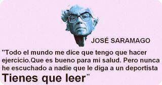 Tienes que leer #JoseSaramago