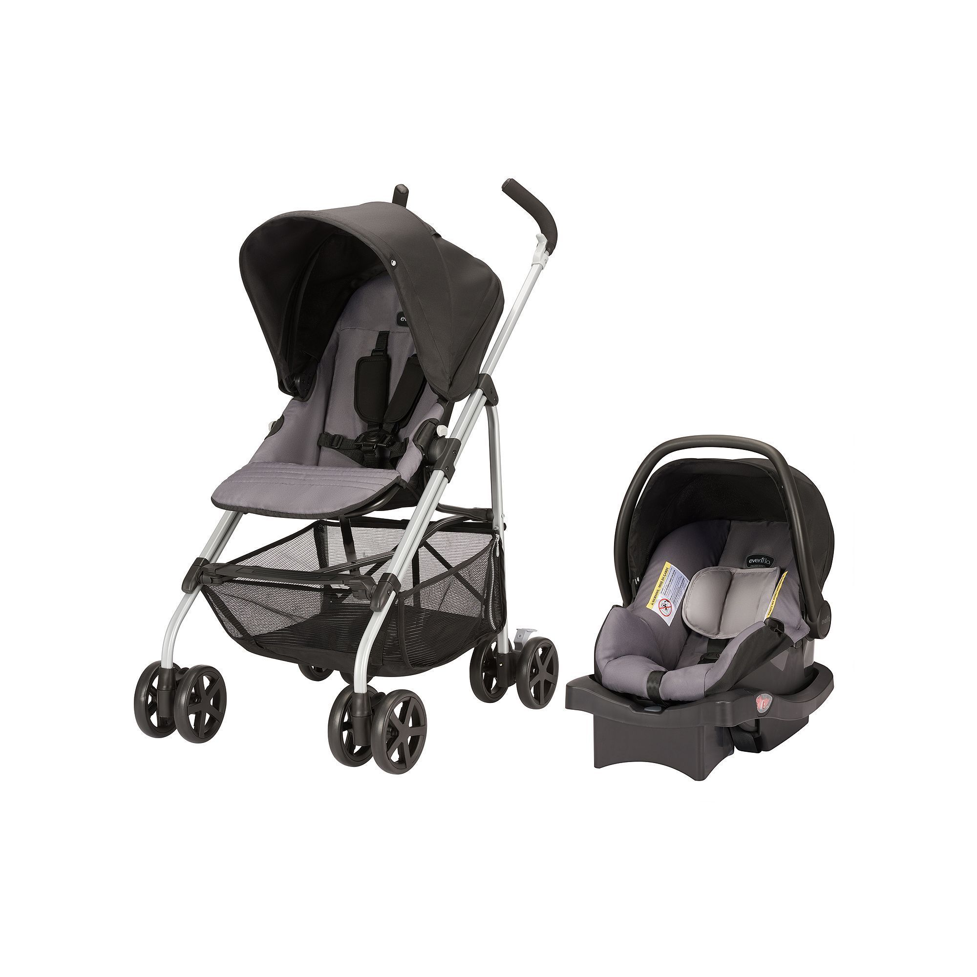 Evenflo Round Trip Stroller Travel System Products Travel System
