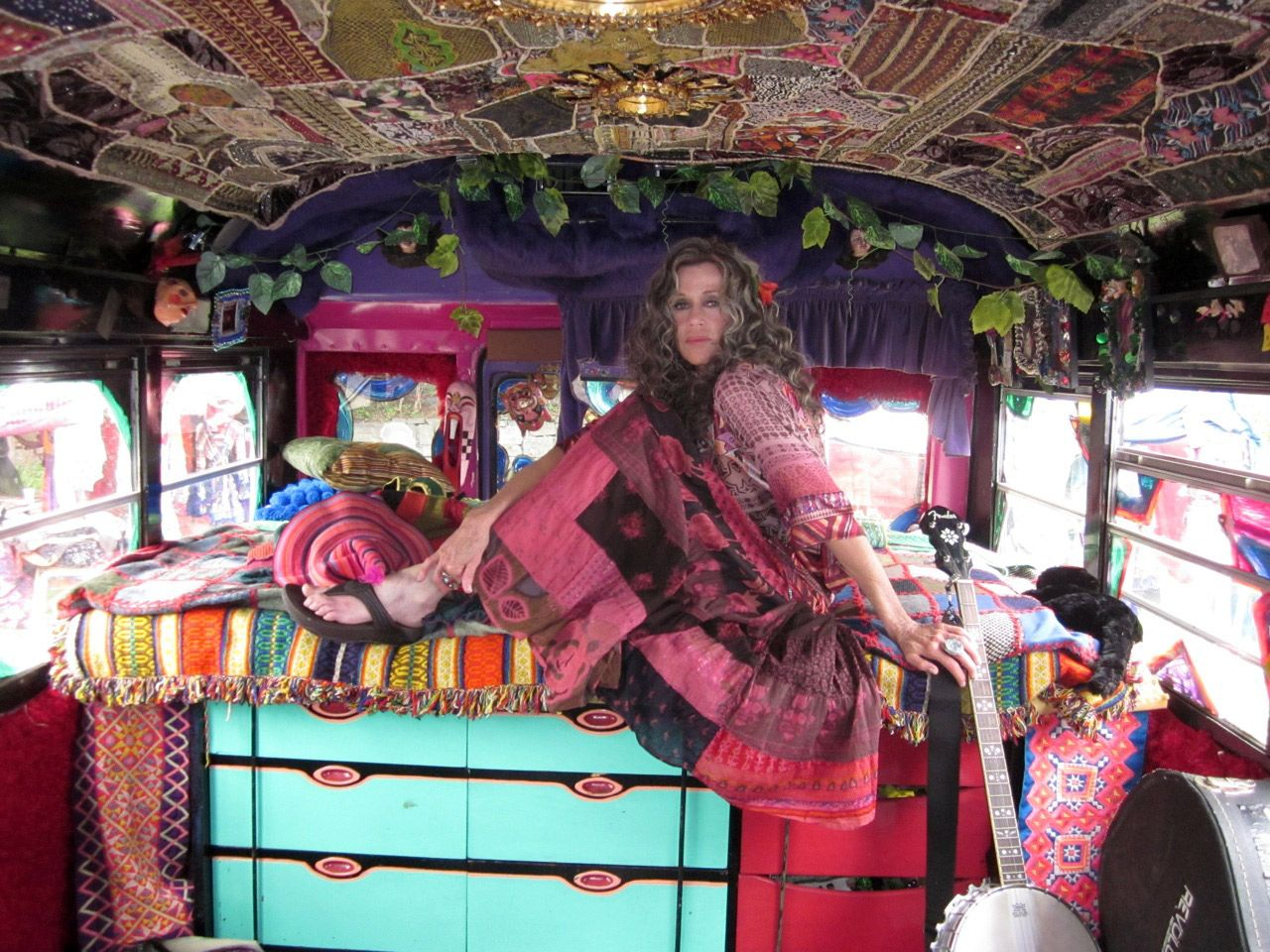 Hippie Buses Hippie Bus Interior Google Search Hippy Bus Pinterest