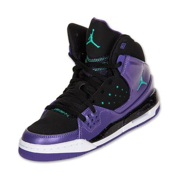 the best attitude 81712 edd8b DAMES KIDS Nike Air Jordan Flight SC-1 (GS) Spizike Sneakers Schoenen... ❤  liked on Polyvore featuring shoes and jordan