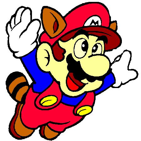 Coloriage deja colorier my blog - Mario a colorier ...