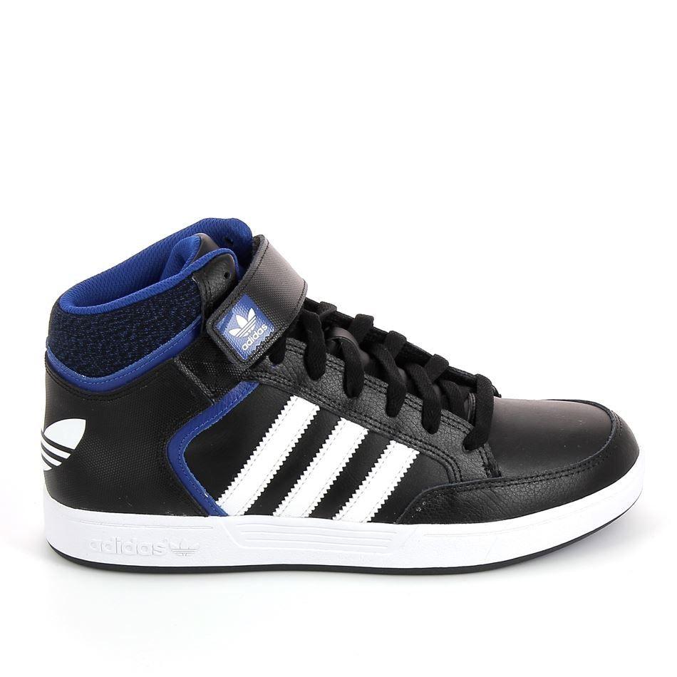 ADIDAS Varial Mid Noir Bleu | Basket sport, Chaussure de