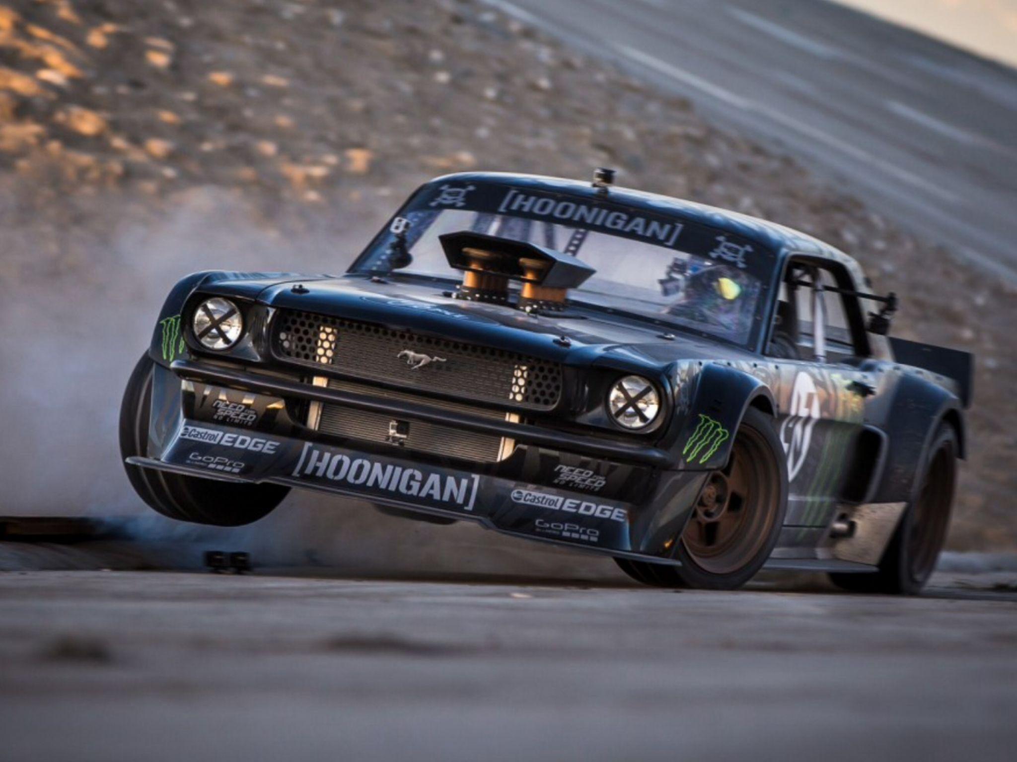 Hoonigan Mustang Drift Car