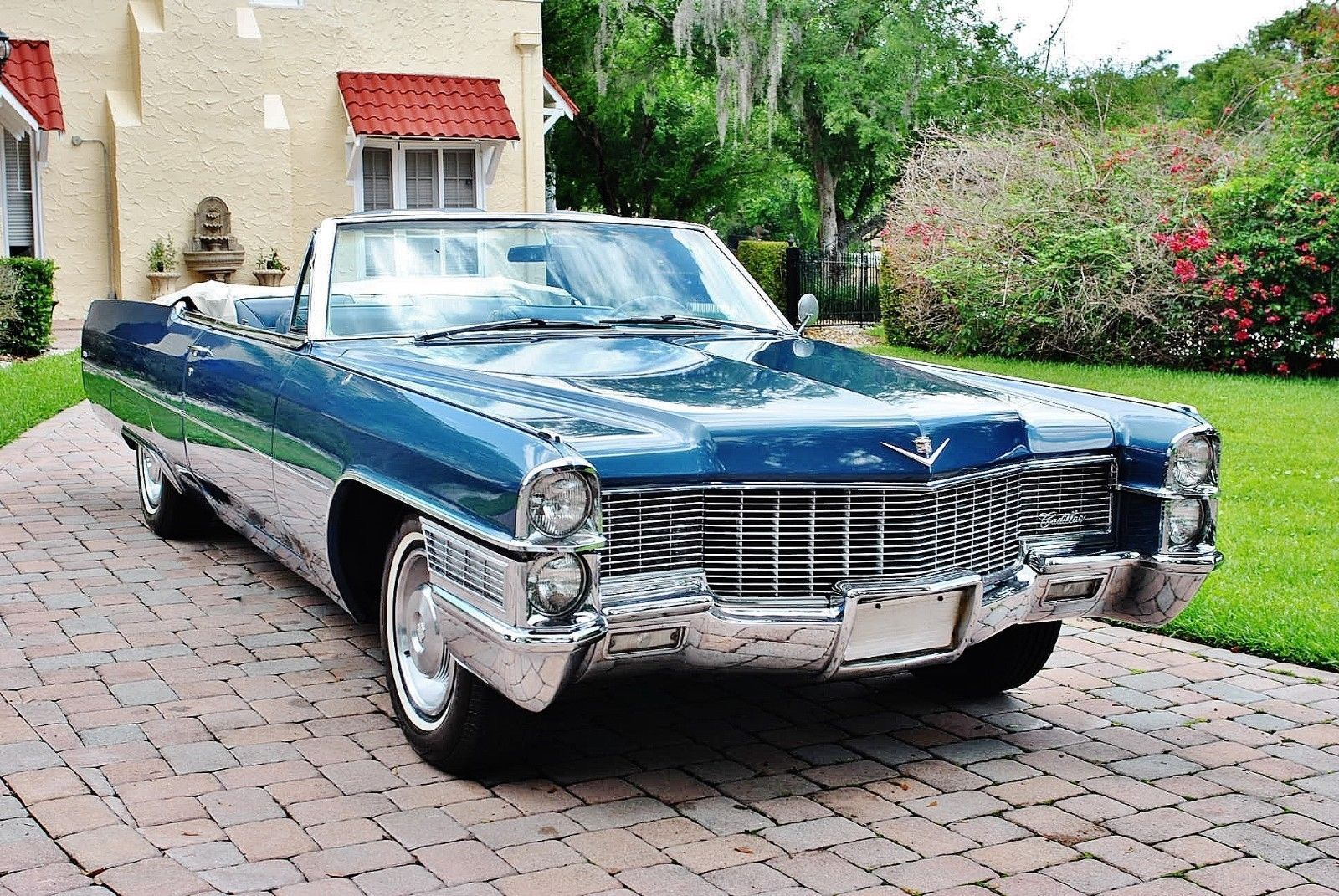 Ebay 1965 Cadillac Deville Convertible Simply 1978 Paint Colors Stunning Imply Classiccars Cars