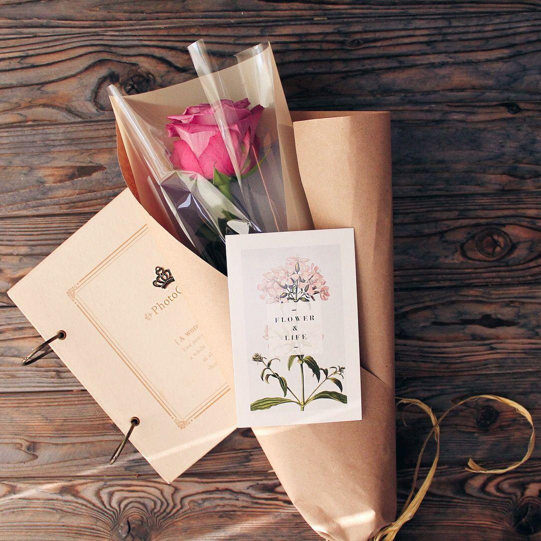 цветочный салон открытка следам днк, оставленным