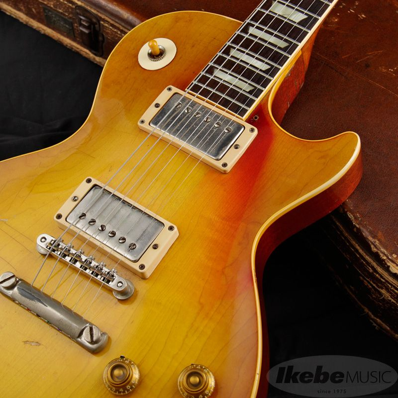 Gibson Les Paul Standard '59 Sunburst #gibsonlespaul