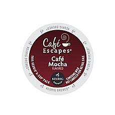 image of Keurig® K-Cup® Pack 16-Count Cafe Escapes® Cafe Mocha
