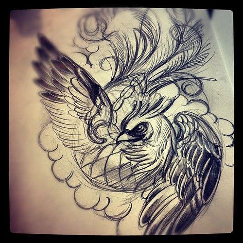 japanese phoenix tattoo willemxsm phoenix design sketch tattoo phoenix japanese. Black Bedroom Furniture Sets. Home Design Ideas