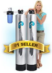 Water Filter and Softener Combo System
