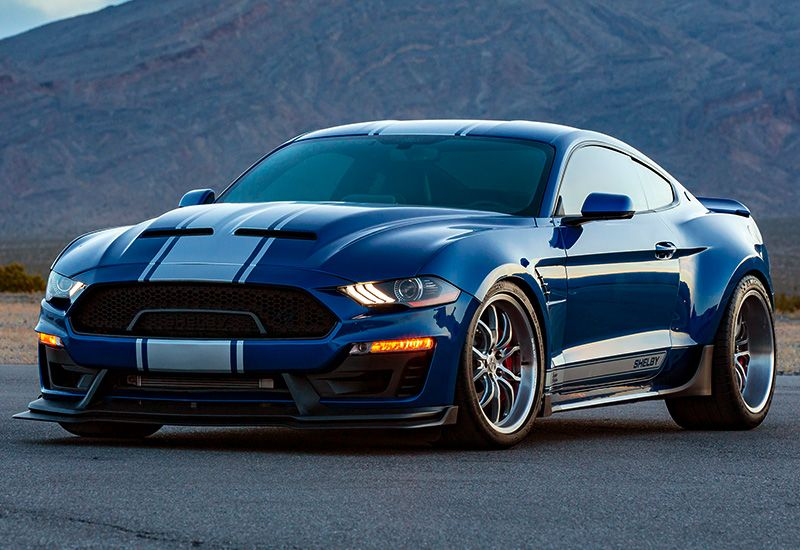 2019 Ford Mustang Shelby Super Snake Widebody Ford Mustang Cobra Ford Mustang Gt500 Super Snake