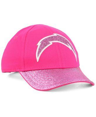 8317efec New Era Girls' Los Angeles Chargers Shimmer Shine Adjustable Cap ...