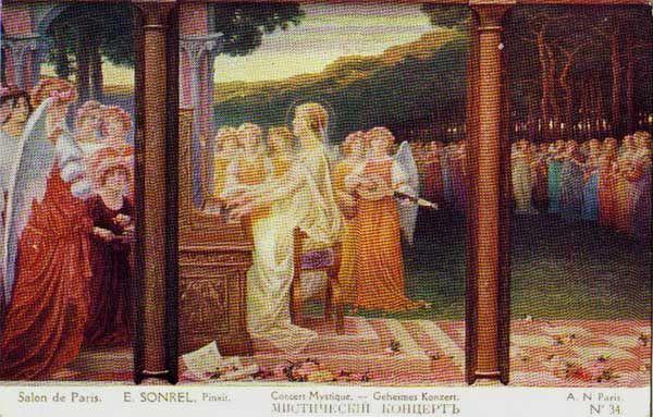 PINTURA Y- ARTE: ELIZABETH SONREL