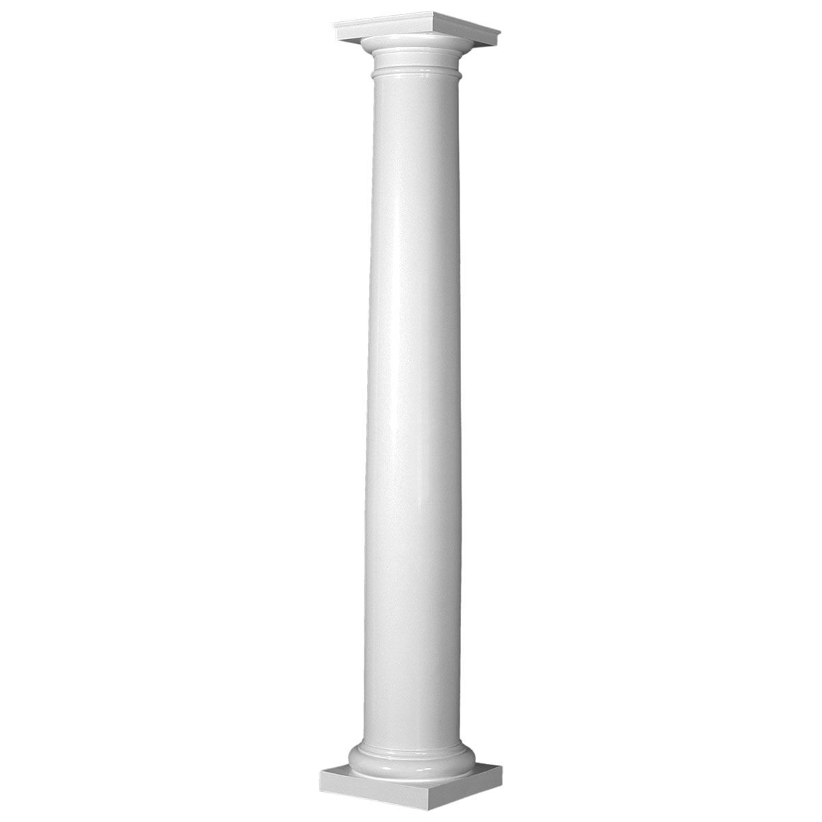 endura stone column round shaft frp w true entasis