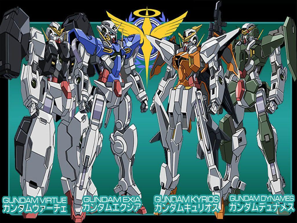 Gundam 00 Gundam 00 Mobile Suit Wallpaper Gundam 00 Mobile Suit