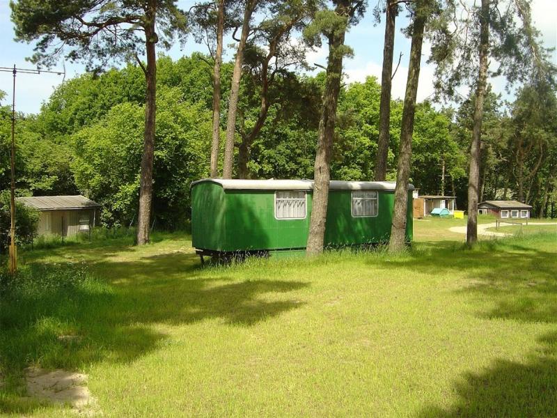 Campingplatz und Ferienhäuser Haffküste Camping auf der