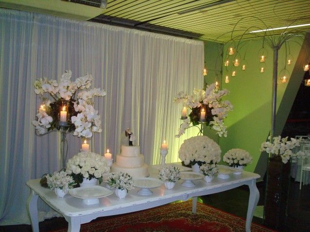 mesa-bolo-casamento-proven?al-12 Decora??o de Casamento ...