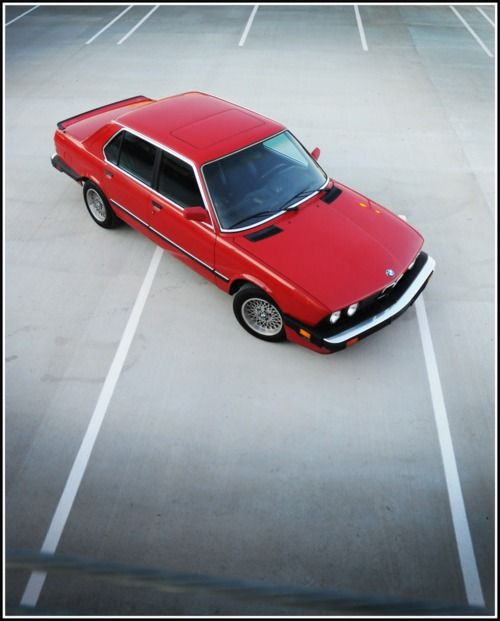1980's BMW - I dream and dream of you.