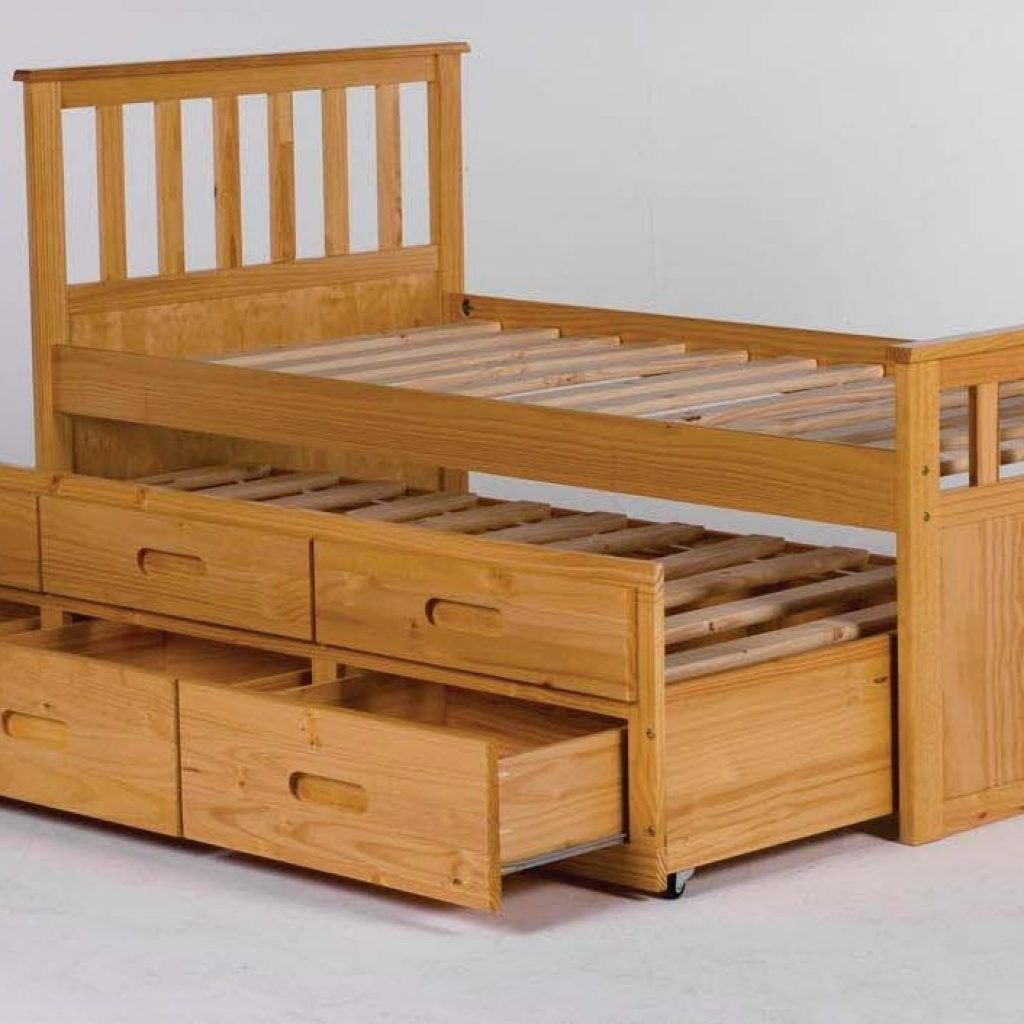 Single Bed With Storage Drawers Single Bed With Drawers Underneath Easy Home Decorating