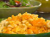 Paula Deen crock pot mac and cheese