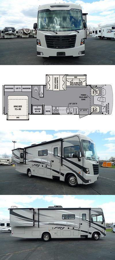 Rvs 2017 Fr3 30ds Class A Motorhome Rv Camper Summer Sale Buy It Now Only 75990 On Ebay Rv Campers Rv Solar Rv Solar Power