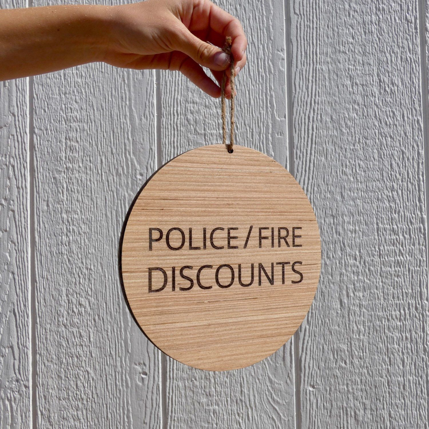 Police Discount Available to People in UK